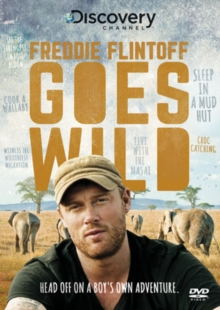 Freddie Flintoff Goes Wild, DVD