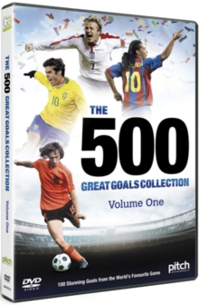 The 500 Great Goals Collection: Volume One, DVD DVD