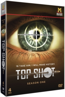 Top Shot: Season 1, DVD