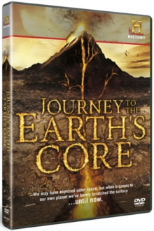 Journey to the Earth's Core, DVD