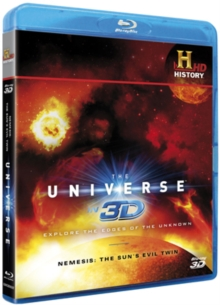 The Universe: Nemesis - The Sun's Evil Twin, Blu-ray