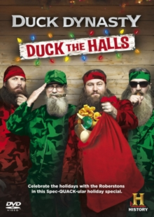 Duck Dynasty: Duck the Halls, DVD