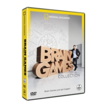 National Geographic: Brain Games Collection, DVD