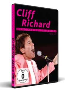 Music Masters Collection: Cliff Richard, DVD