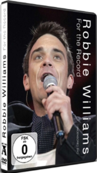 Robbie Williams: For the Record, DVD