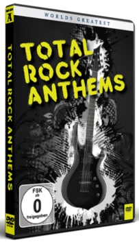 Total Rock Anthems, DVD