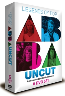 ABBA: Legends of Pop - Uncut, DVD