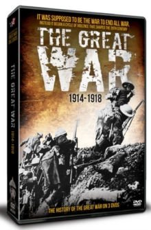 The Great War 1914-1918, DVD