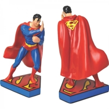 Superman Bookends Resin