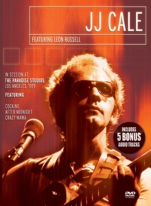JJ Cale Featuring Leon Russell: Live in Session, DVD