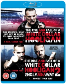 The Rise and Fall of a White Collar Hooligan/White Collar..., Blu-ray