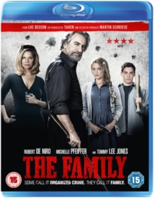 The Family, Blu-ray