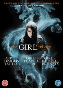 The Girl... Trilogy, DVD
