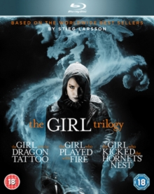 The Girl... Trilogy, Blu-ray