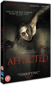 Afflicted, DVD