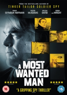 A   Most Wanted Man, DVD DVD