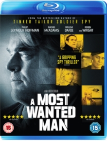 A   Most Wanted Man, Blu-ray
