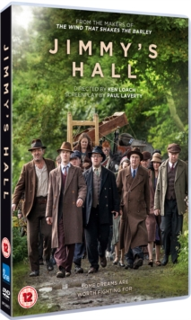 Jimmy's Hall, DVD