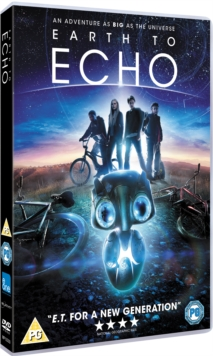 Earth to Echo, DVD  DVD