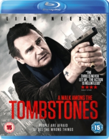 A   Walk Among the Tombstones, Blu-ray