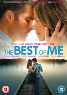 The Best of Me, DVD DVD