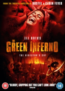 The Green Inferno, DVD
