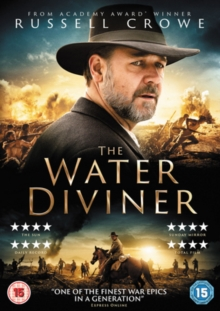 The Water Diviner, DVD