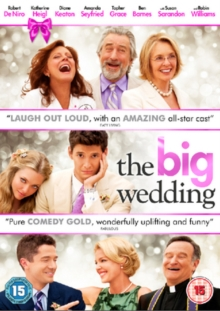 The Big Wedding, DVD