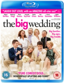 The Big Wedding, Blu-ray