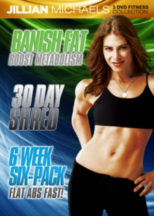 Jillian Michaels: Fitness Collection, DVD