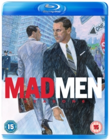Mad Men: Season 6, Blu-ray