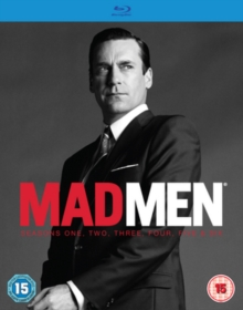 Mad Men: Seasons 1-6, Blu-ray