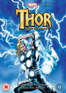 Thor: Tales of Asgard, DVD