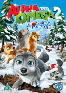 Alpha and Omega 2 - A Howl-iday Adventure, DVD