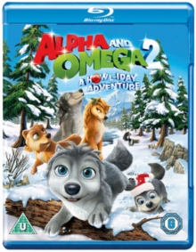 Alpha and Omega 2 - A Howl-iday Adventure, Blu-ray