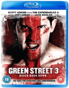 Green Street 3, Blu-ray  BluRay