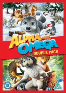 Alpha and Omega 1 and 2, DVD