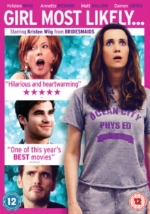 Girl Most Likely..., DVD  DVD