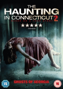 The Haunting in Connecticut 2 - Ghosts of Georgia, DVD