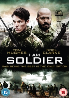 I Am Soldier, DVD