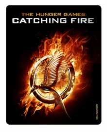 The Hunger Games: Catching Fire, Blu-ray