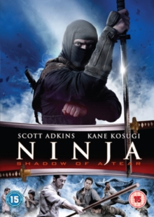 Ninja - Shadow of a Tear, DVD  DVD