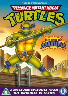 Teenage Mutant Ninja Turtles: Best of Donnatello, DVD
