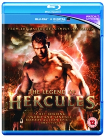 The Legend of Hercules, Blu-ray