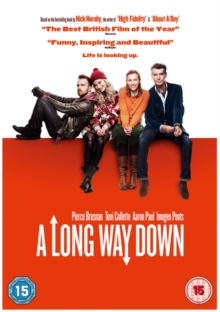 A   Long Way Down, DVD DVD