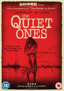 The Quiet Ones, DVD