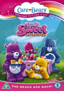 Care Bears: Totally Sweet Adventures, DVD