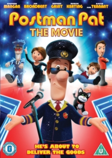 Postman Pat: The Movie, DVD DVD