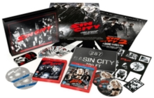 Sin City: Ultimate Killer Edition, Blu-ray