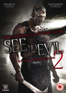See No Evil 2, DVD
